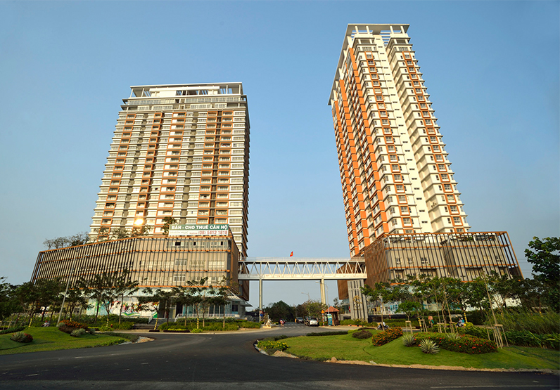 DRAGON HILL RESIDENCE AND SUITES